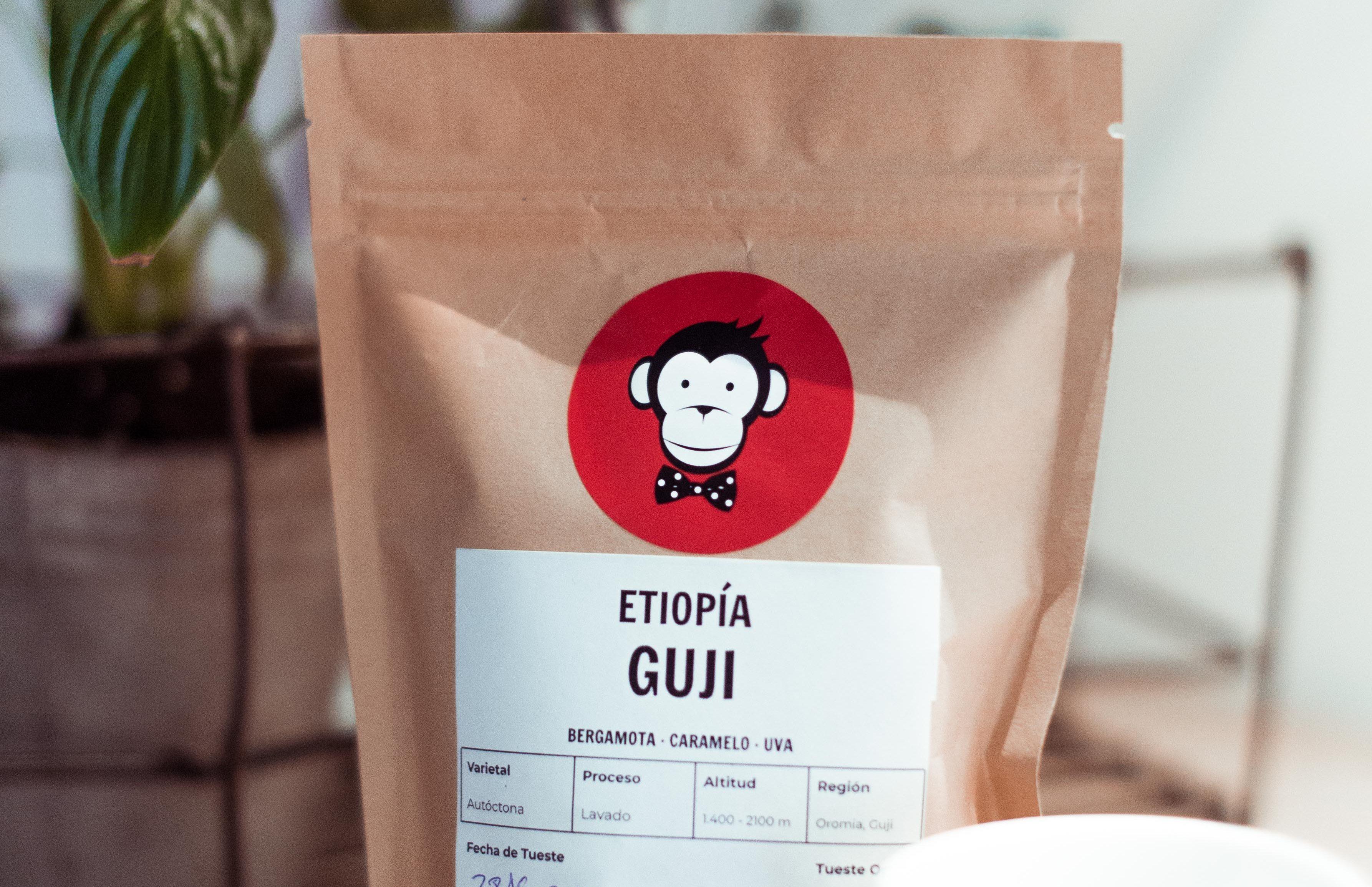 Etiopía Guji – Nuevo Café De Origen