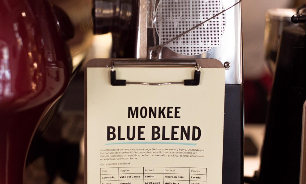 Monkee Blue Blend