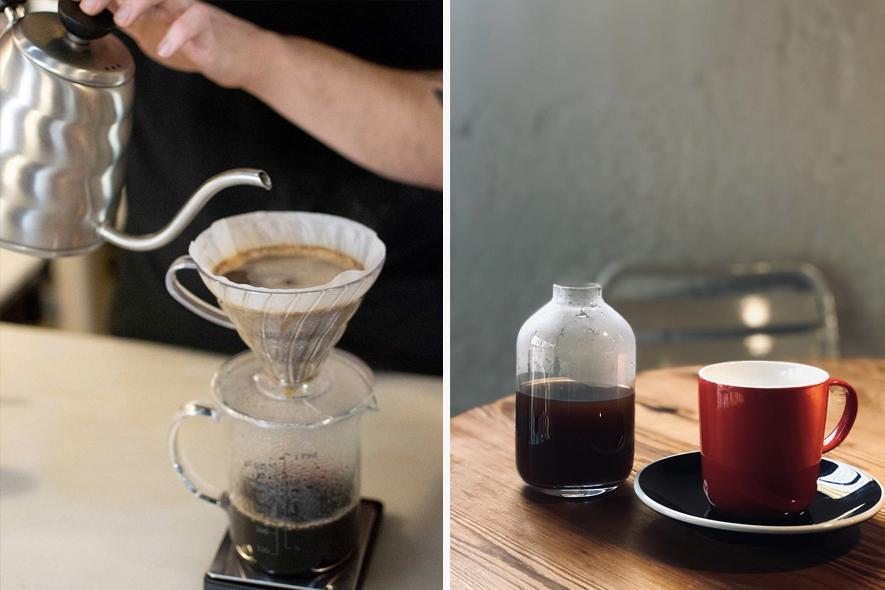 Café Filtrado: V60